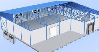 Проектирование сэндвич панелей Самара цена от 412 руб.