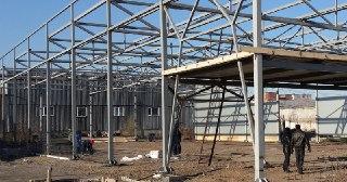 Строительство из сэндвич панелей Самара цена от 12340 руб.м2
