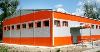 Здания из сэндвич панелей Самара цена от 126481 руб.